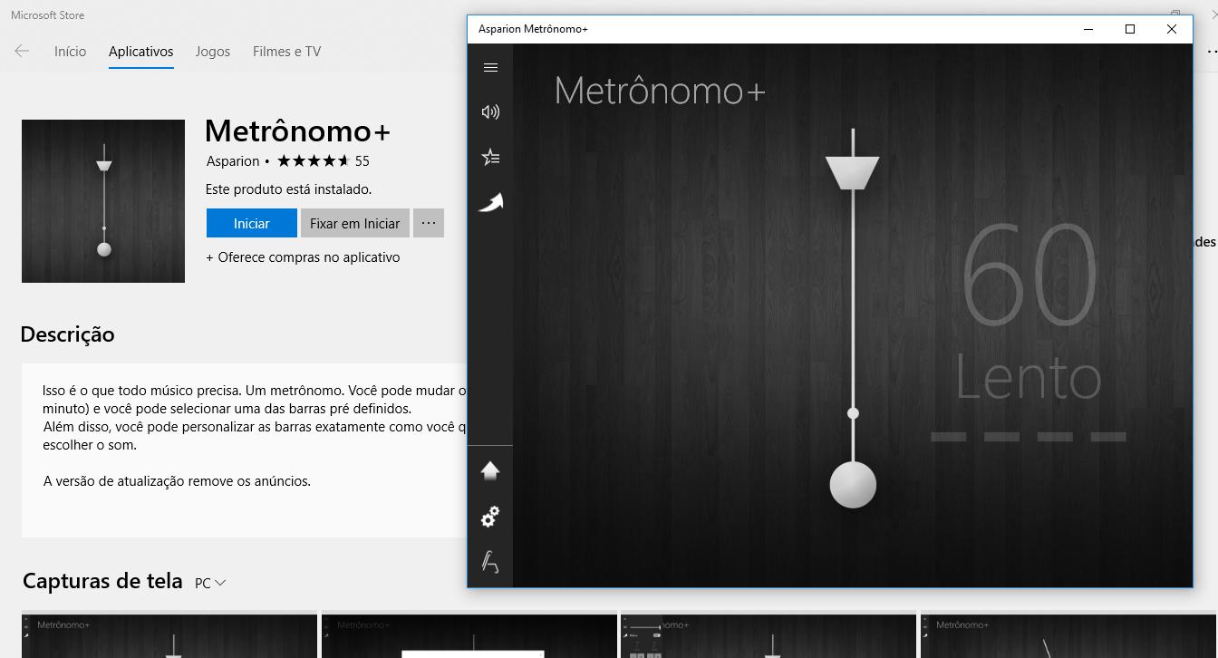 Metrônomo da Microsoft para Computador - Como Usar o Metrônomo Para Tocar Acelerando o Aprendizado No Tempo Certo