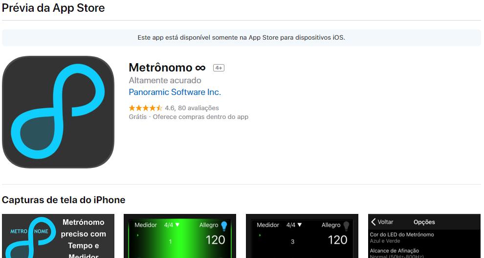 Metronome infinito para ios - Como Usar o Metrônomo Para Tocar Acelerando o Aprendizado No Tempo Certo