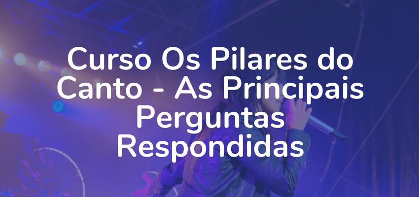 Curso Os Pilares do Canto é Bom? Curso de Canto Online do Márcio Markkx