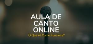 Aula de Canto Online: Imagine Ter Uma Voz Poderosa… BRINDE No Final