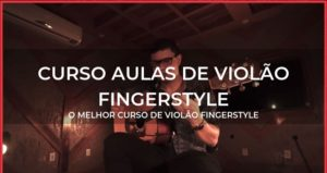 Aulas de Violão FingerStyle Rafael Alves: Curso de Violão Para iniciantes