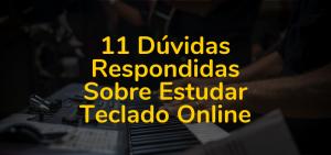 Curso de Teclado Online Completo do Wiliam Silva
