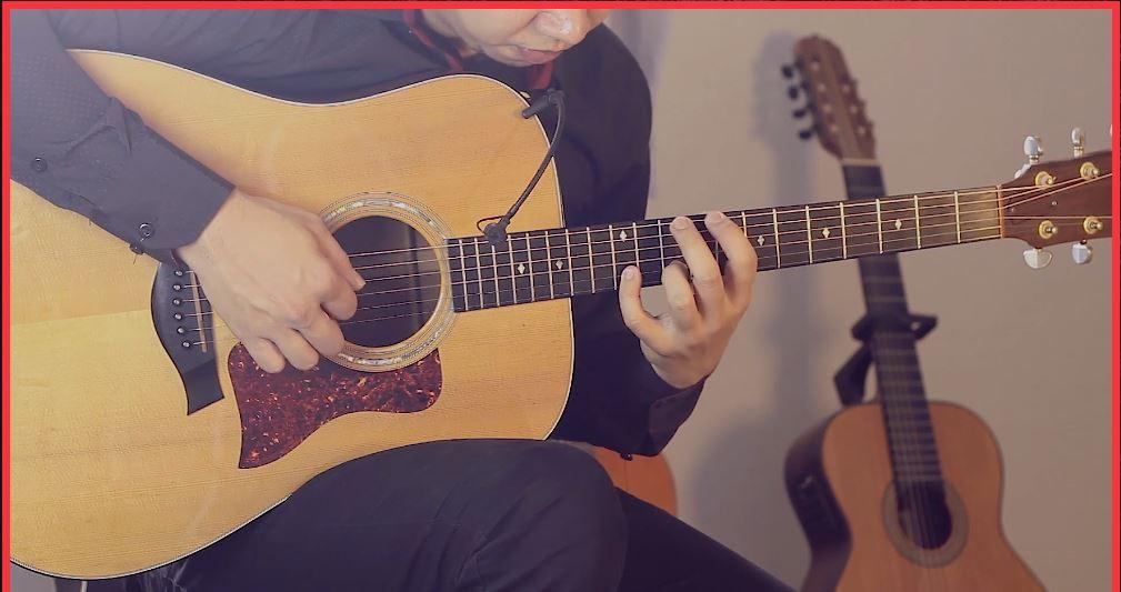 Curso de Violão Completo - Aulas de Violão FingerStyle Rafael Alves: Técnicas Fingerstyle Para iniciantes