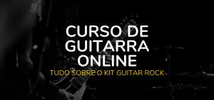 Curso Ozielzinho Kit Técnica De Guitarra Rock 2.0 Online