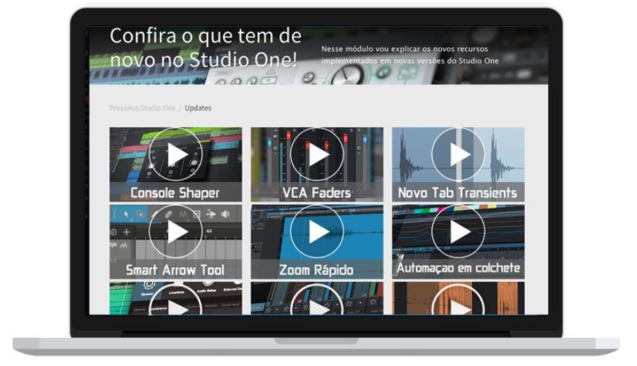 Curso de Mixagem e Masterização Online: Domine a Produção Musical Com Studio One (DAW)