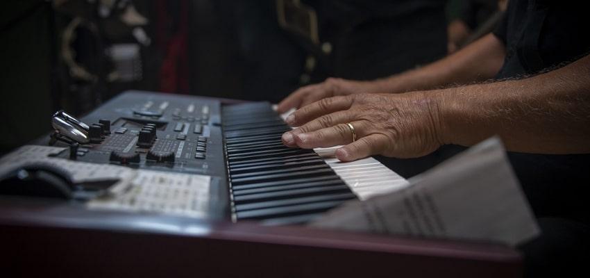 As funcionalidades de cada tipo de teclado