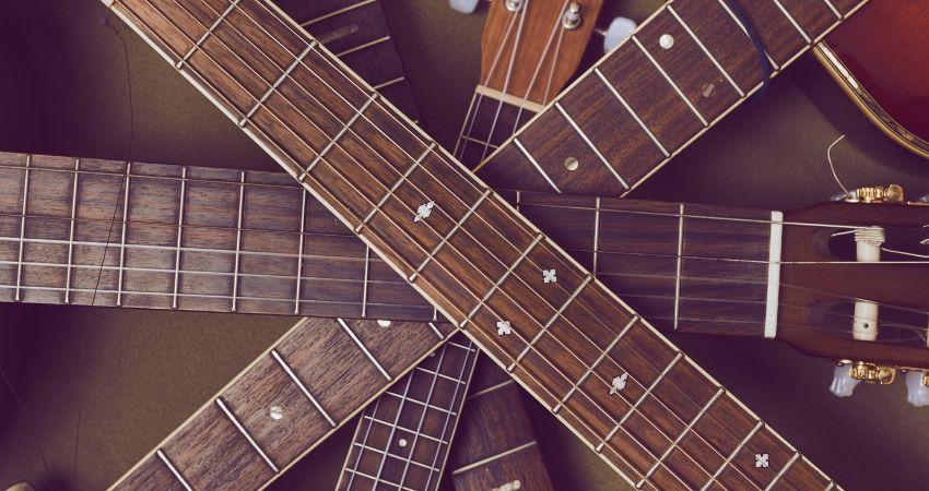 Identificando as notas no violão