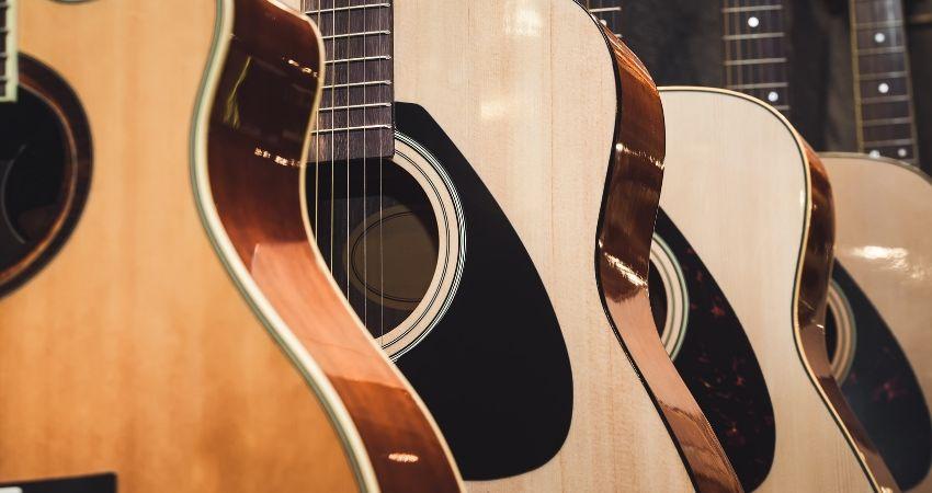O melhor violão para iniciantes