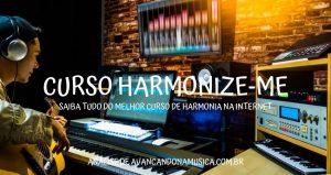 Curso Harmonize-Me do Walter Amantéa: Como Harmonizar Trechos Musicais (Análise)