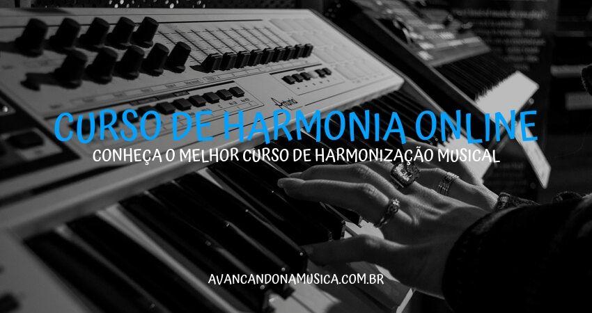 Curso de Harmonia Online (Harmonização Musical Funcional) Saiba TUDO