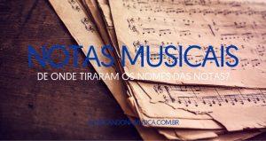 Notas Musicais: O Que Todo Músico Deve Saber (Teoria Musical AULA ZERO)