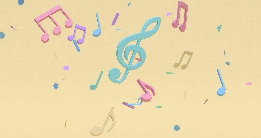 O que são notas musicais
