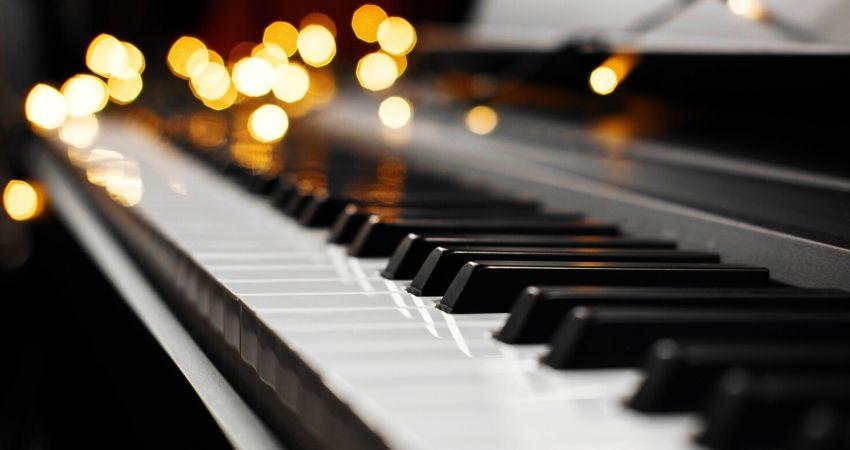 Aprender campo harmonico maior no teclado