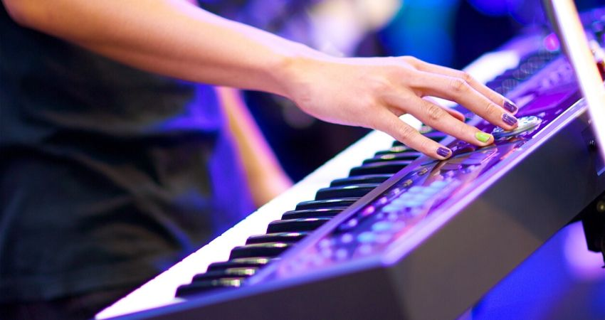 Curso de teclado online para iniciantes