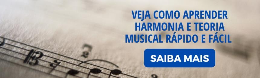 Mais detalhes sobre harmonia musical